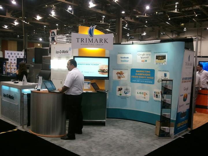 Trimark Marketing Group Does Las Vegas NC&B Trade Show
