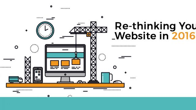 Re-thinking Your Website in 2016