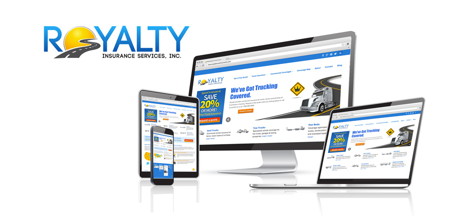 Marketing Success Story: Royalty Truck Insurance